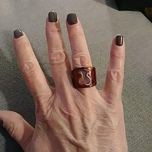 Jewelry - Teddy bear resin ring